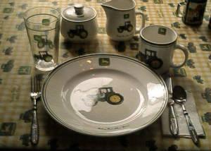 John deere Dishes. johndeeredishes.jpg & Even more John Deere